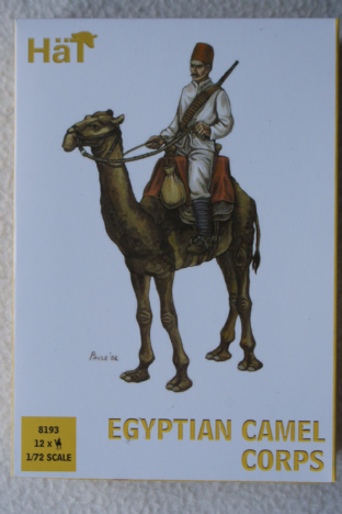 HaT 1/72 HAT8193 Egyptian Camel Corps (Colonial Wars)